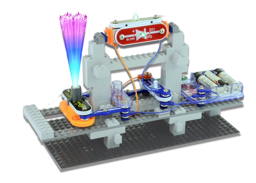 Snap Circuits Bric Structures Building Set