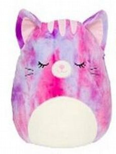 12in Sleepy Eye Cat Caeli Squishmallow