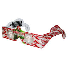 Candy Cane Holiday Specs