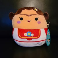 7 in  Squishmallow Frida Kahlo