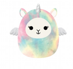 5 inch Llamacorn with Wings Squishmallow Jaime