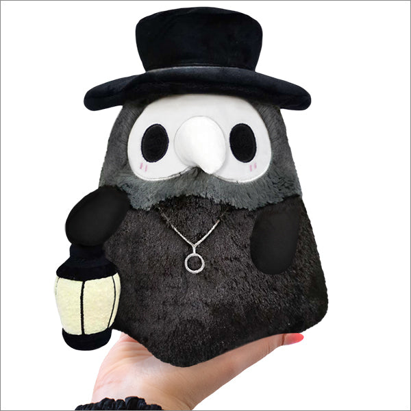 Mini 7 Inch Squishable Plague Doctor