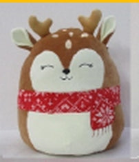 8 inch Christmas Squishmallow Mix