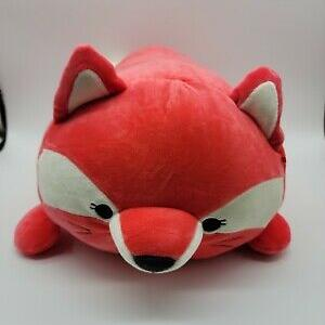 9 Inch Squishmallow Cuddlers Red Fox Fifi