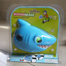 SURFING SAMMY BLUE SHARK SCOOTAHEADZ