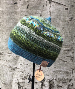 Fields of Greens Beanie