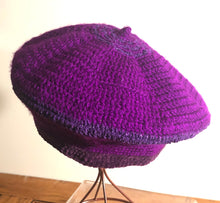 Load image into Gallery viewer, FierceFuschia French Beret
