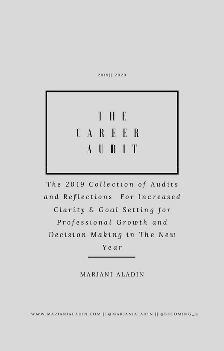 The Career Audit