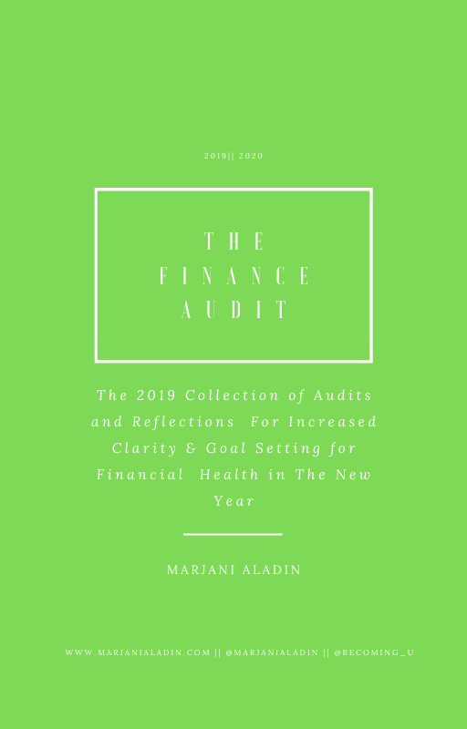 The Finance Audit