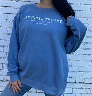 Comfort Colors Meet Lavender Thorne