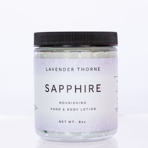 Sapphire (Hand & Body Lotion)