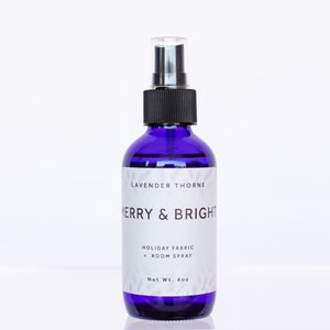 Merry and Bright (Room + Fabric Spray)