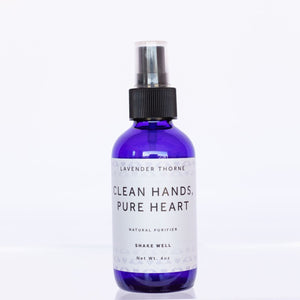 Clean Hands, Pure Heart (Hand Spray)