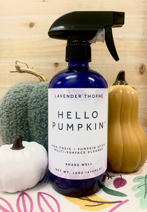 Hello Pumpkin' (Multi-Surface Cleaner)