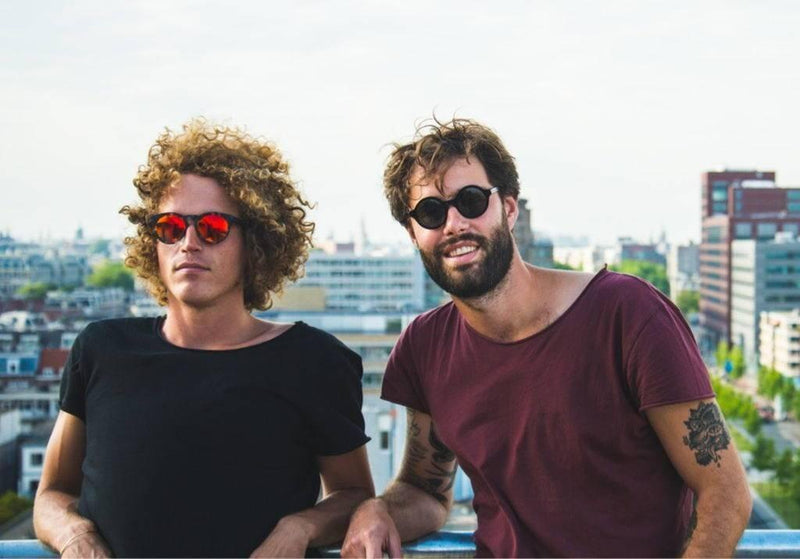 10 Questions with Tim & Robbert from Dick Moby: Fighting Plastic Pollution through Sunglasses-MAMOQ