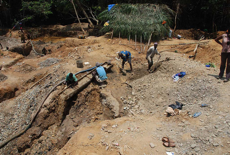 What is Artisanal Mining? - Interview with Estelle Levin-Nally