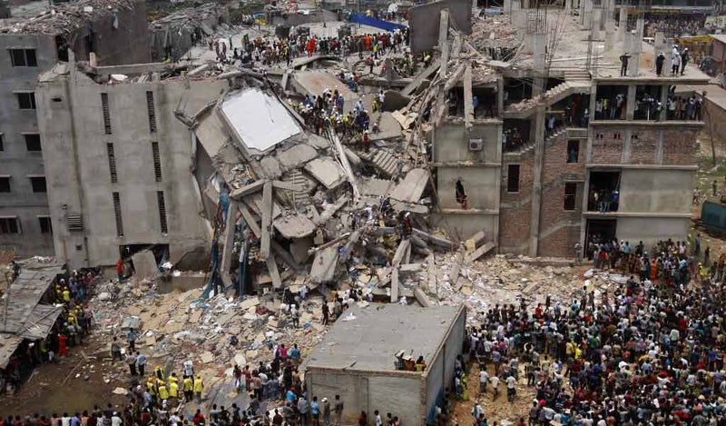 The Rana Plaza Collapse: Six Years On