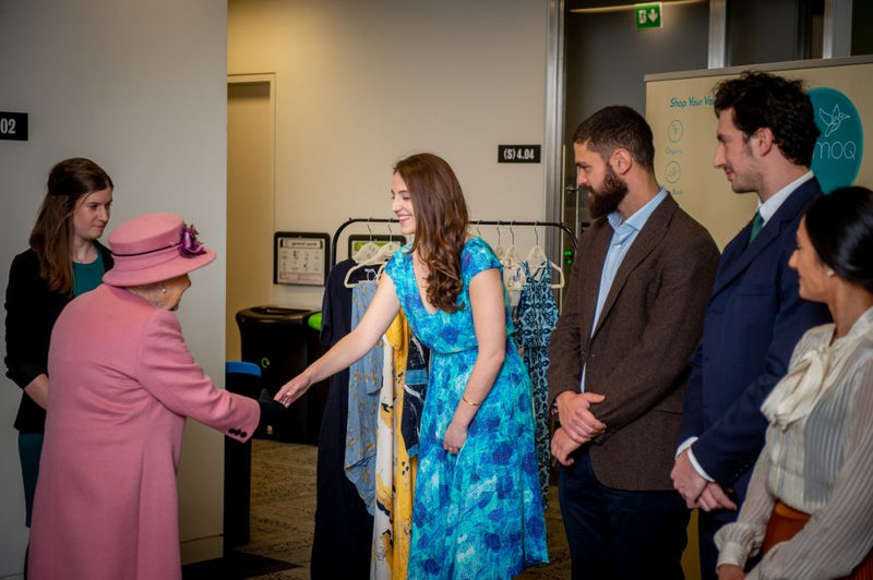 When MAMOQ Met The Royals
