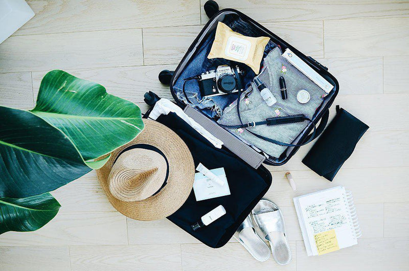 Five Tips to Keep Your Clothes Looking Fresh While on Holiday