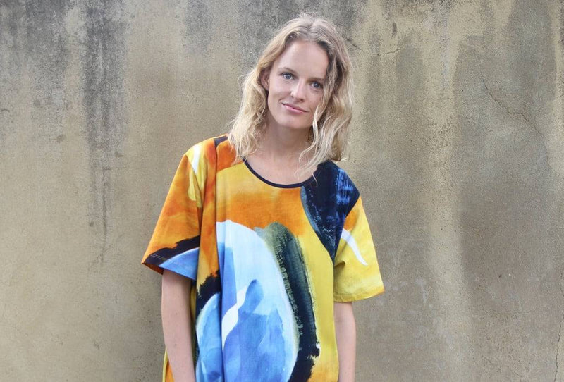 10 Questions with Jaz from Cor: Combining Fashion and Art