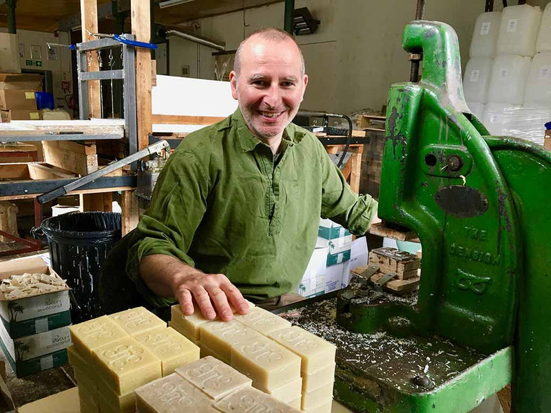 10 Questions with Geoff and Rob from Friendly Soap: Skin-friendly & Earth-friendly Soap