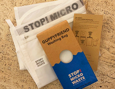 What Are Microplastics and What Can We Do About Them? Guppy Bag