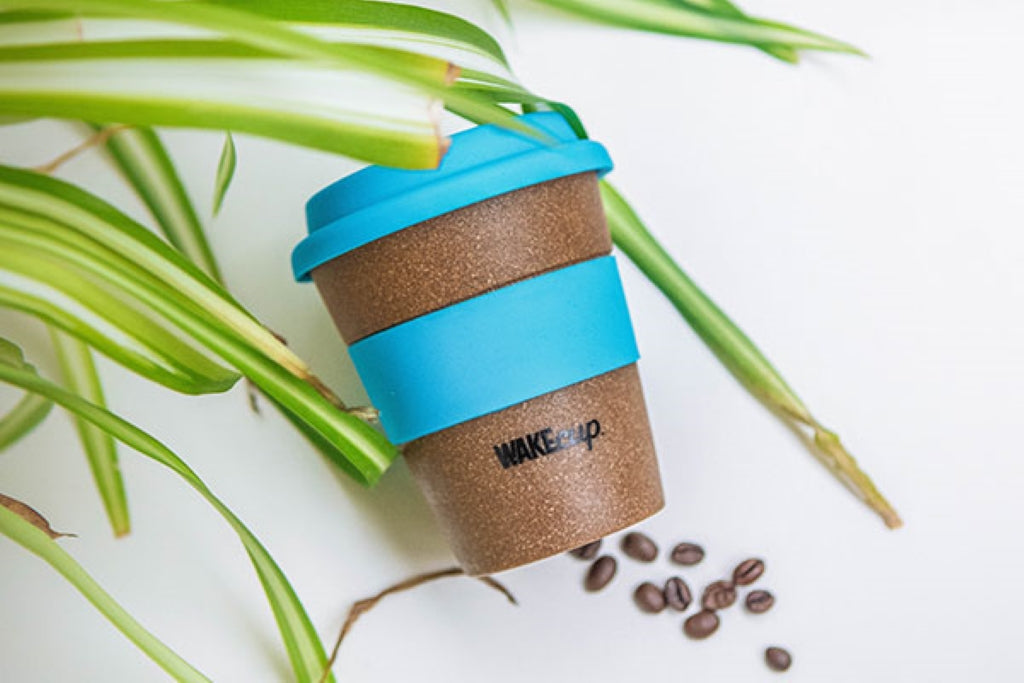 Reusable Coffee Cup - WAKEcup