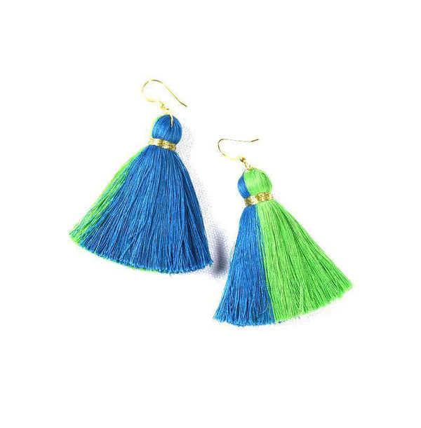 Adya Handmade Tassel Earrings-jewellery-Harfi-MAMOQ