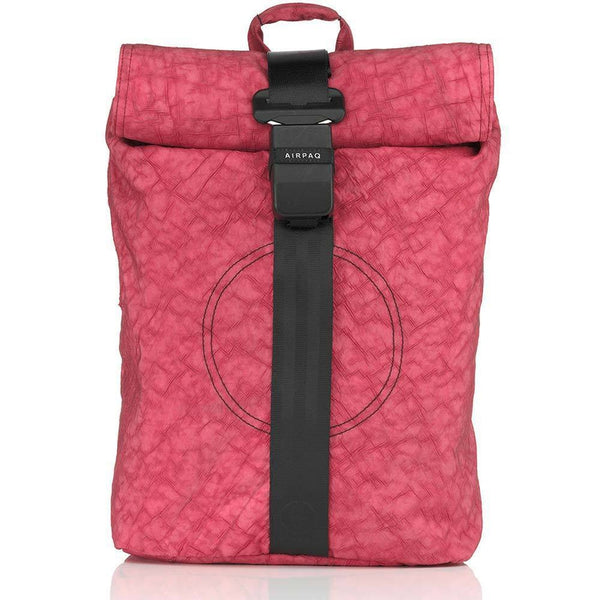 Airpaq Unicolor Rose 2.0-Backpack-Airpaq-MAMOQ