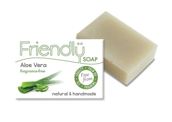 Aloe Vera Soap-Friendly Soap-MAMOQ