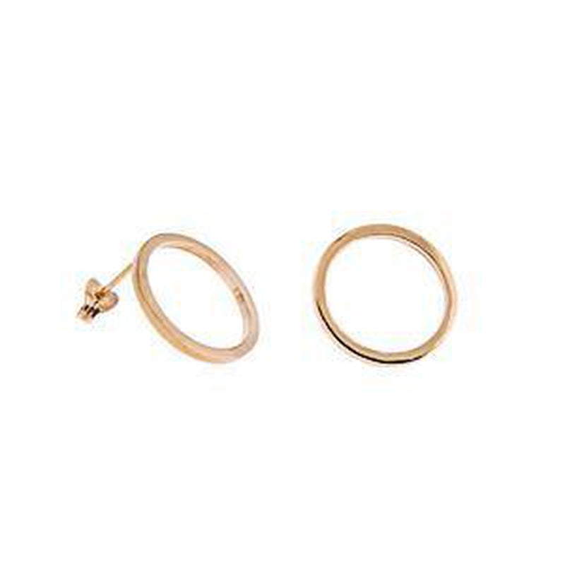 Amati Large Gold Earrings-ANUKA Jewellery-MAMOQ