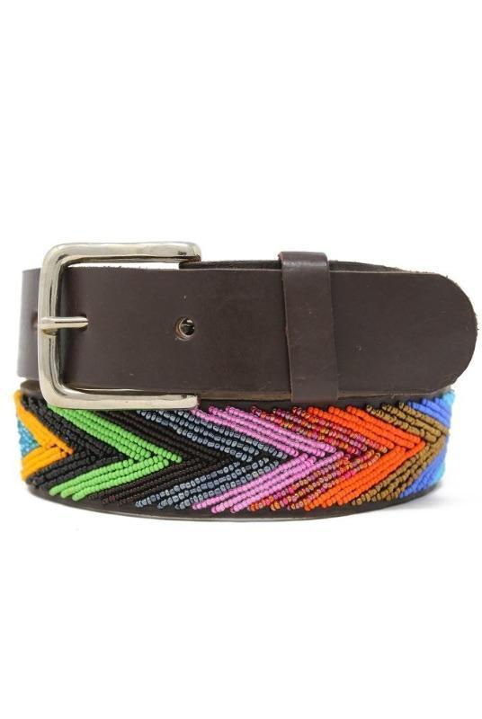 Arrow Multishine Leather Belt-Aspiga-MAMOQ