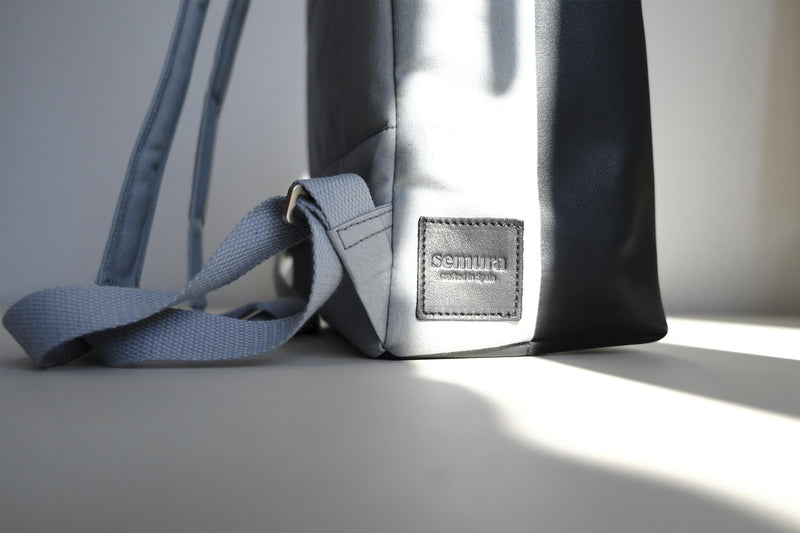 BACKPACK-C1 GREY-Bag-Semura-MAMOQ