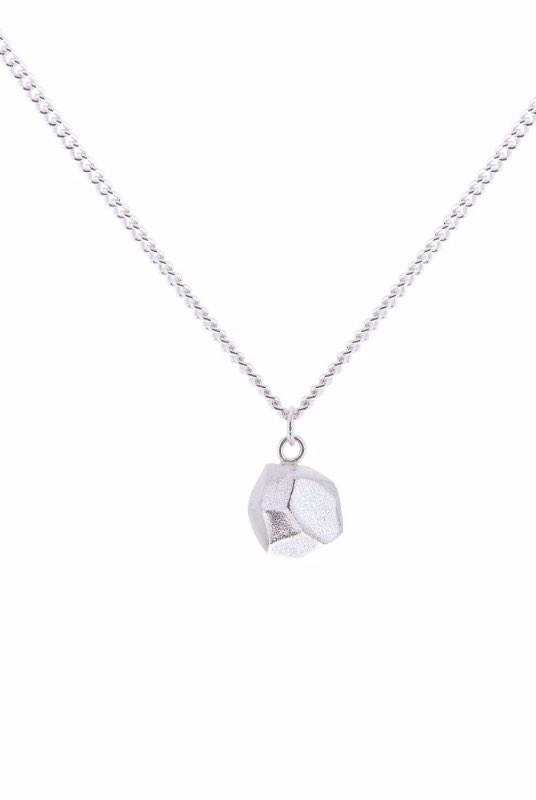 Big Mani Fairmined Silver Necklace-ANUKA Jewellery-MAMOQ