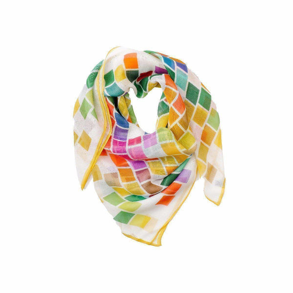 """Celebrate Migration!"" Scarf-Younited Cultures-MAMOQ"
