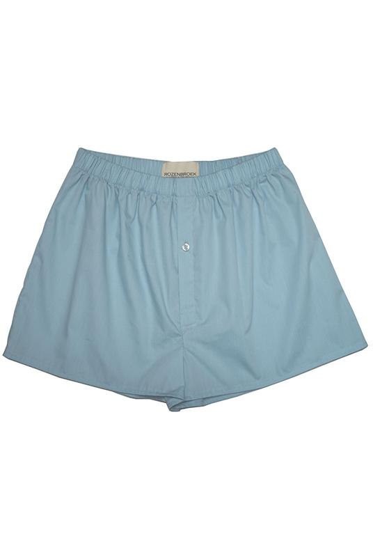 City Blue Organic Cotton Boxer-Rozenbroek-MAMOQ