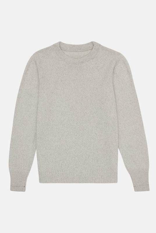 Cloud Recycled Cashmere Sweater - Unisex-Riley Studio-MAMOQ