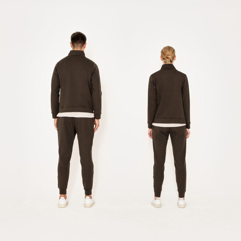 Co-Ord Forest Green Tracksuit Bottoms-Riley Studio-MAMOQ