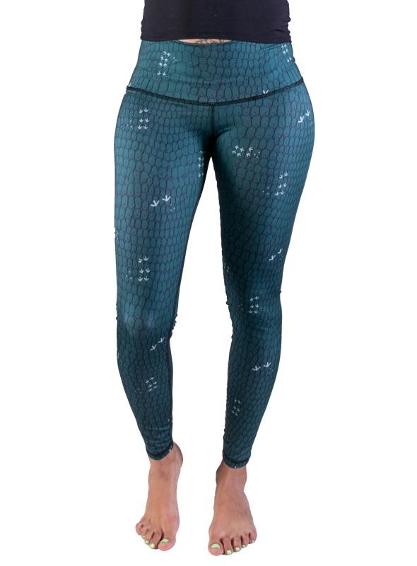 Cocoprints Leggings-The Salvage-MAMOQ