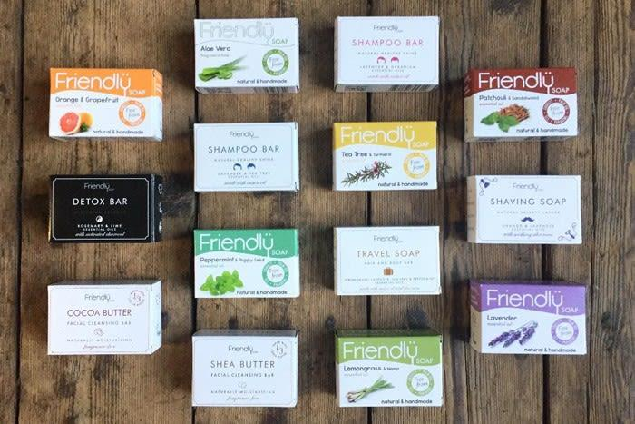 Complete Soap Collection-Friendly Soap-MAMOQ