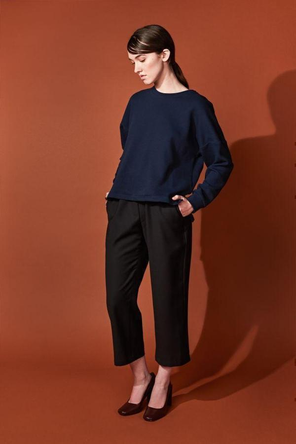 Cropped Trousers-Elsien Gringhuis-MAMOQ