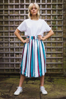 Davina Skirt - Multi-Gillian June-MAMOQ