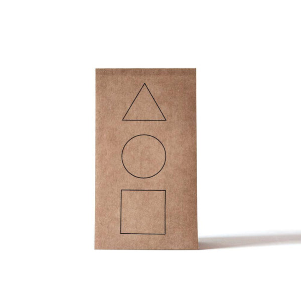 Designer Handcrafted Natural Notepad-Tale Of The Future-MAMOQ
