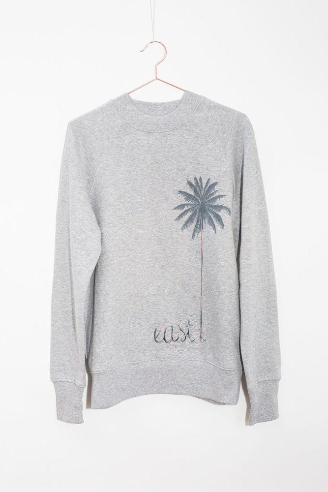 East For Him Sweatshirt-Soumati-MAMOQ