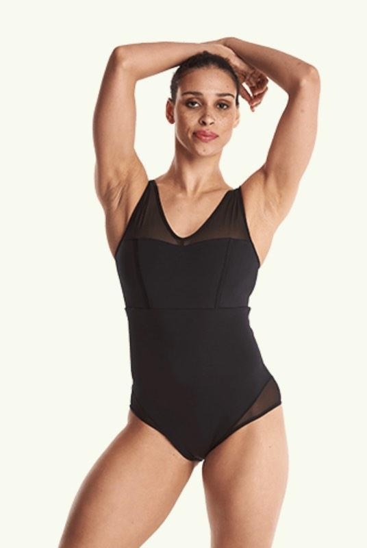 Essential Swimsuit Black - Hepburn-Deakin and Blue-MAMOQ