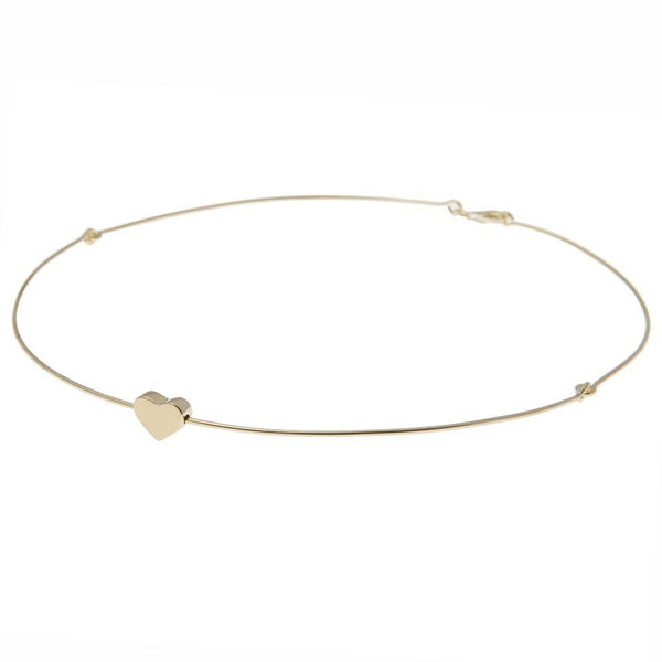 Farah Heart Chocker-SeeMe-MAMOQ