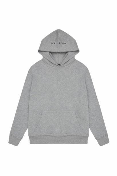 """Feel Good"" Classic Hoodie-Riley Studio-MAMOQ"