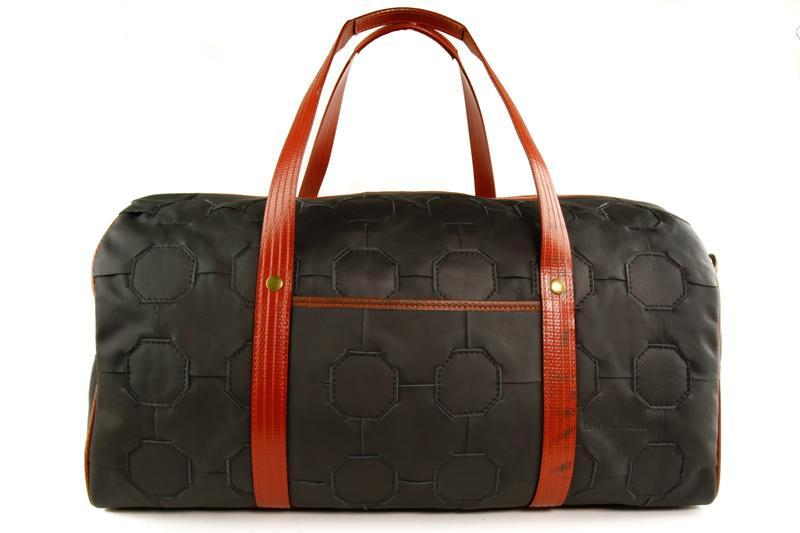 Fire & Hide Duffel Bag-Elvis & Kresse-MAMOQ