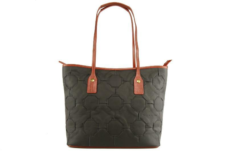 Fire & Hide Tote Bag-Elvis & Kresse-MAMOQ