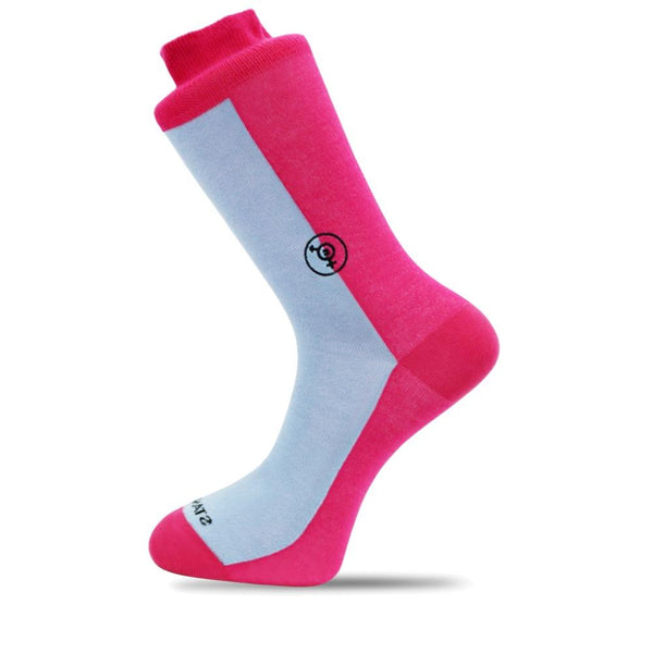 Gender Equality 50/50 Bamboo Sock-Stand4 Socks-MAMOQ